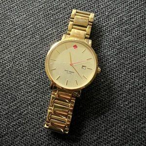 Kate Spade 38mm Gramercy Watch